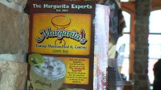 margaritas we're open