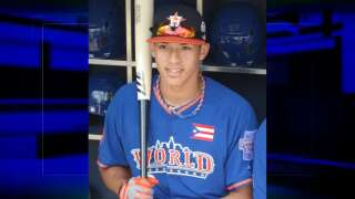 Astro's Carlos Correa plays in Hooks homestand