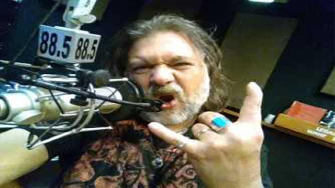 Heavy metal DJ runs for Lakeland Mayor