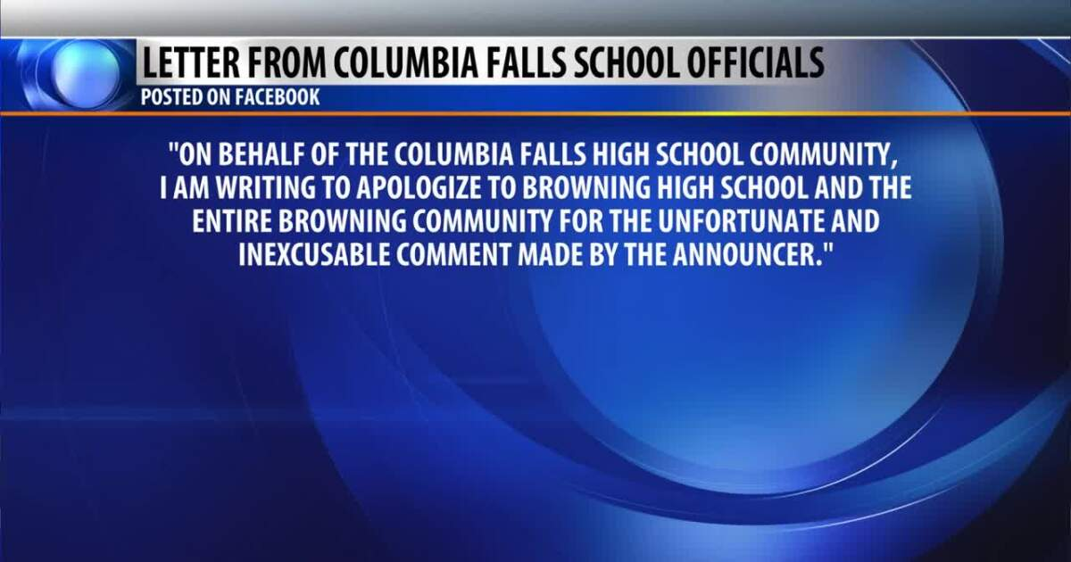 Browning, Columbia Falls schools respond after high school basketball incident