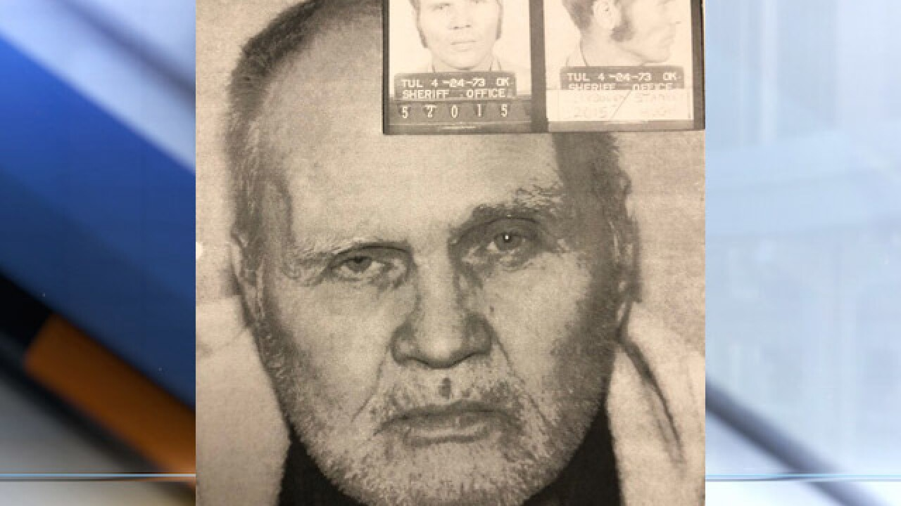 DNA evidence links man to cold case from 1973