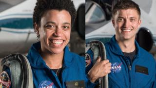 NASA's Newest Astronauts