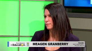 Excellence in Education – Meagen Granberry
