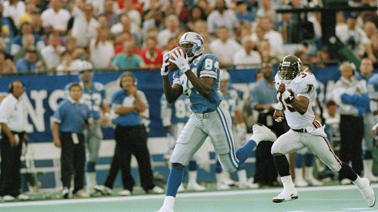 One-on-One with Lions great Herman Moore