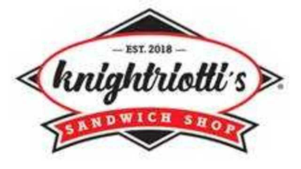 capriotti's changes name for stanley cup final
