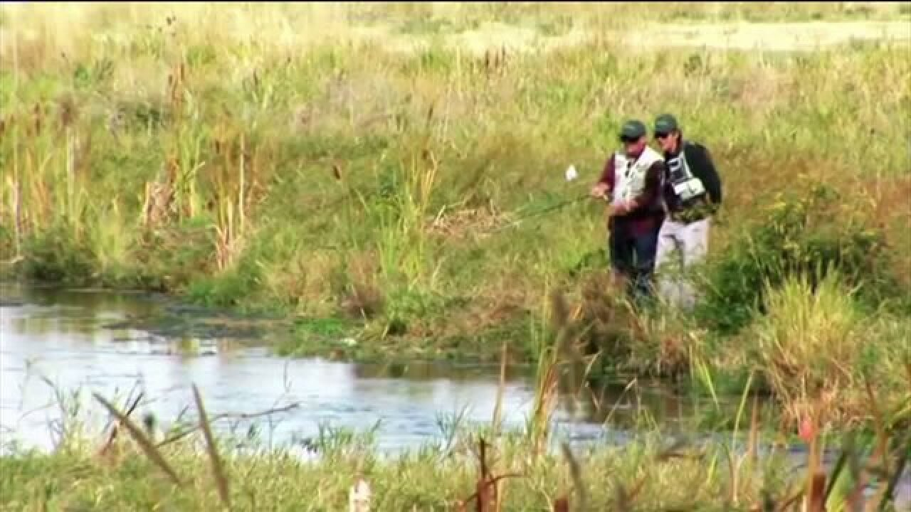 Reel Recovery: Fly fishing escapes for men battling cancer