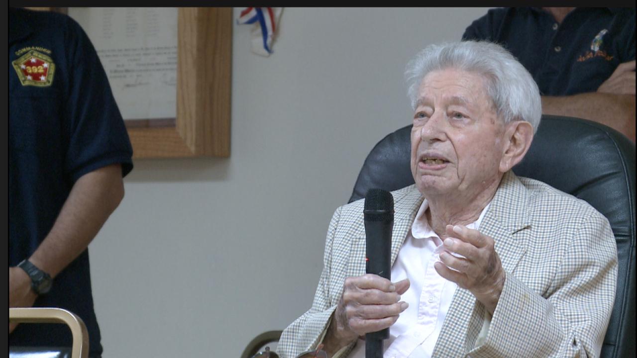Local Pearl Harbor veteran celebrates 100thbirthday