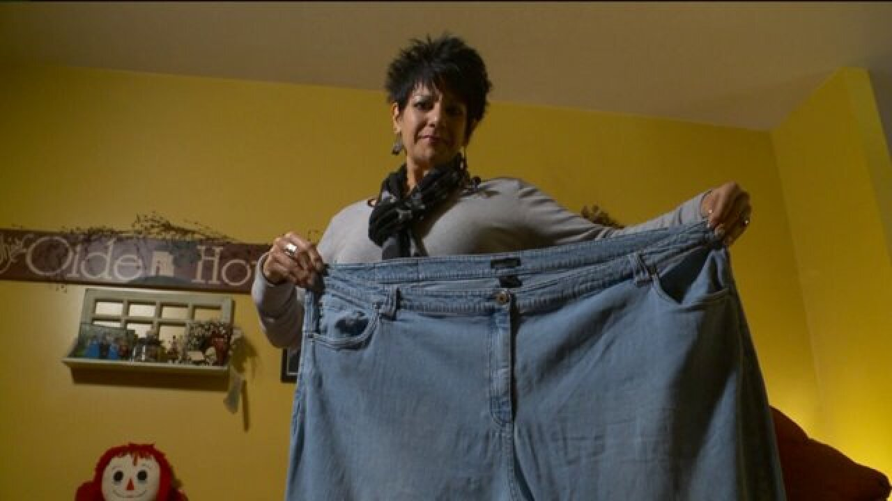 Layton family loses 380 total pounds
