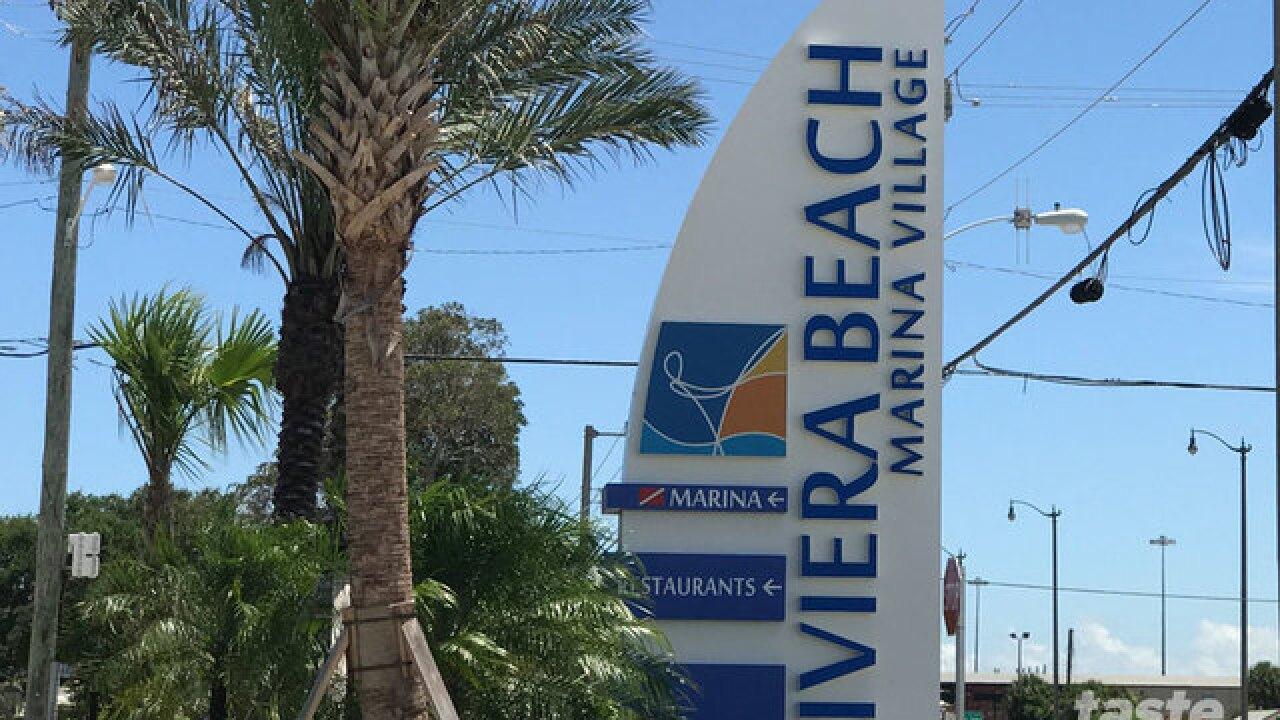 You won't recognize the Riviera Beach Marina Village