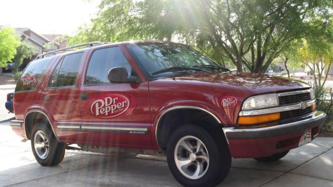 An ad claims you can earn money advertising for Dr Pepper — but can you?