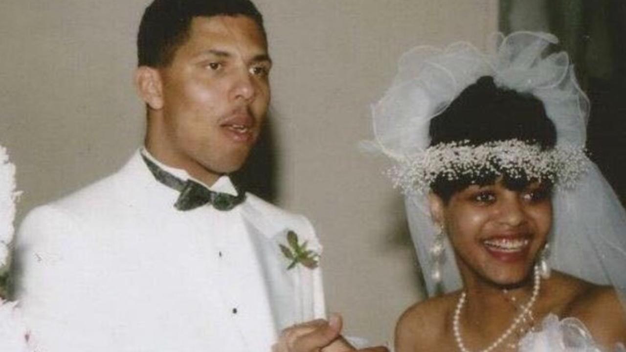 Sabra Robinson and late husband.PNG