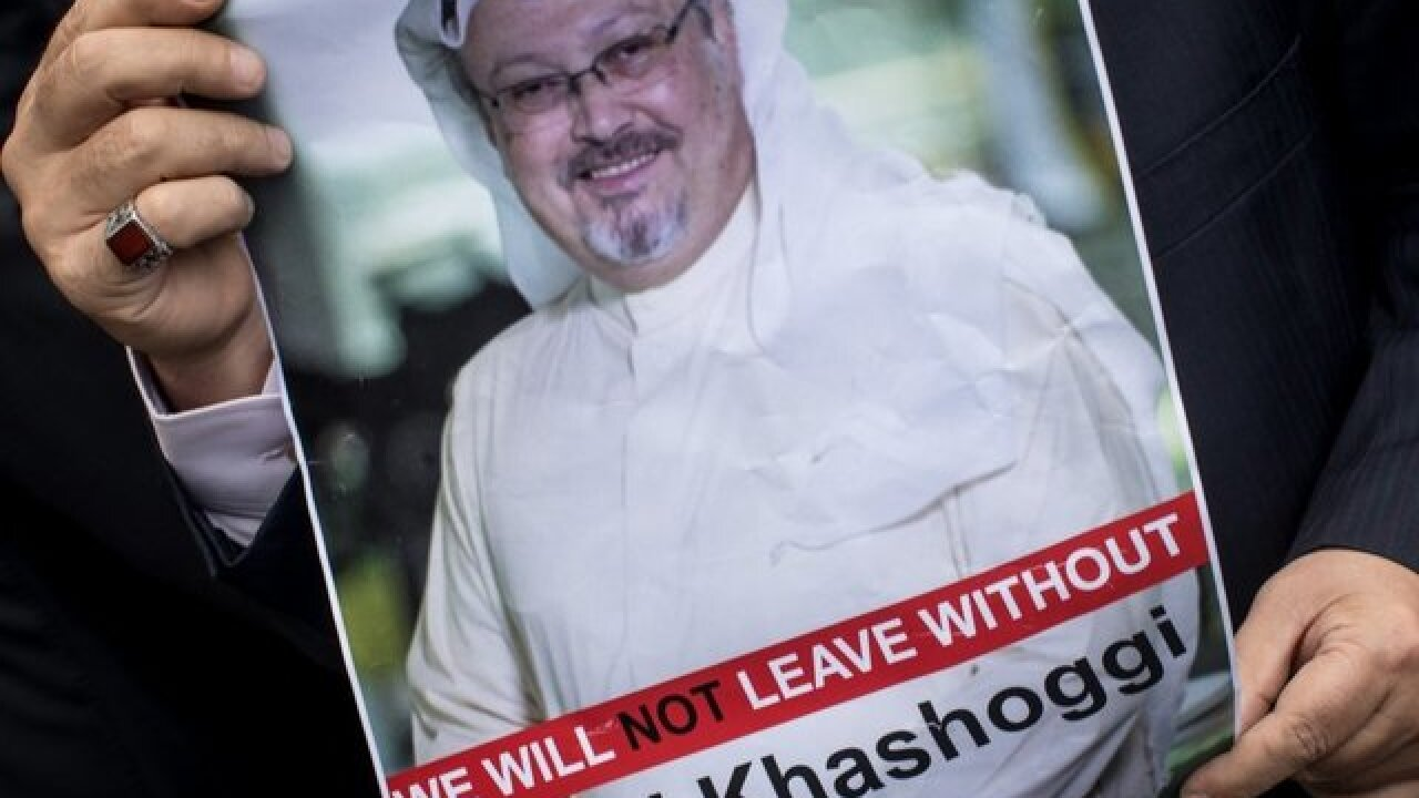 Saudis to admit journalist died, sources say