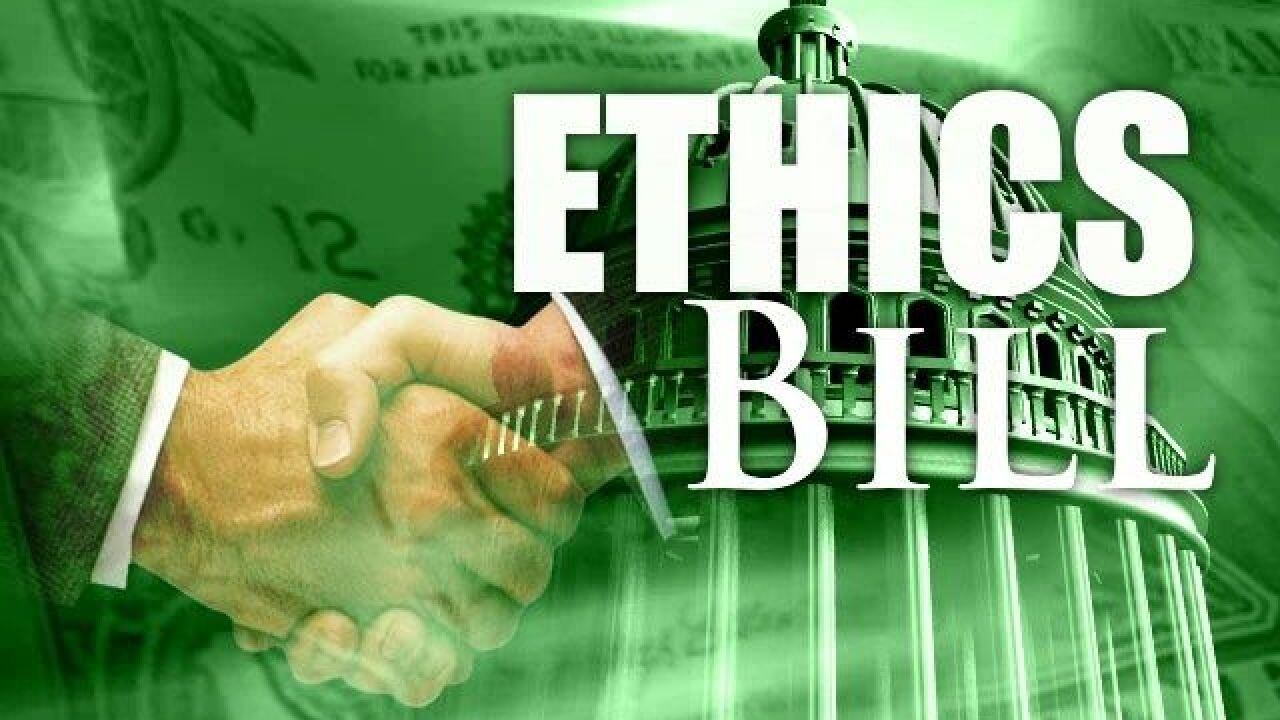 ethics bill