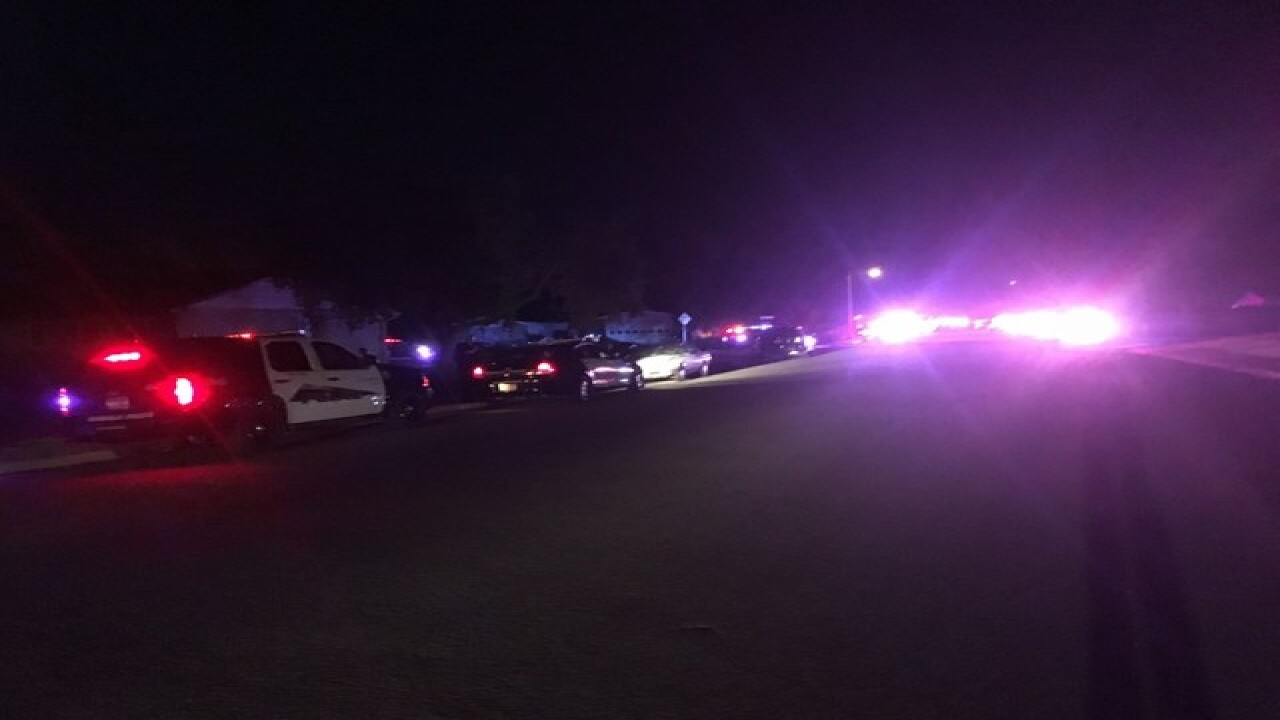 Man dead, officer injured after Boise shooting