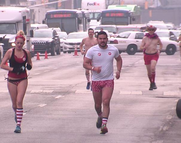 PHOTOS: Cupid's Undie Run for the Children's Tumor Foundation 2018