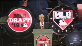 Rob Manfred Major League Baseball Draft