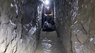 Longest-ever U.S.-Mexico border tunnel found in SanDiego