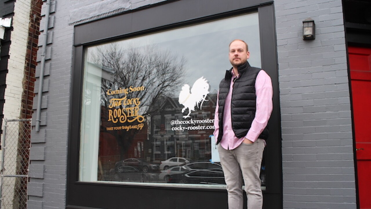 Hip Hop Themed Chicken Wing Restaurant Cocky Rooster To Open In Richmond