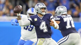 Dak_Prescott_Dallas Cowboys v Detroit Lions