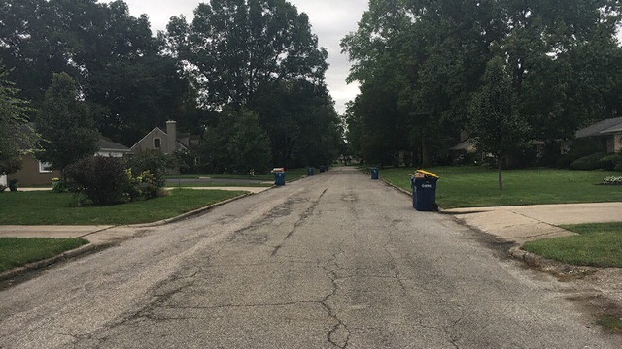 6 burglaries in 5 days in Broad Ripple area