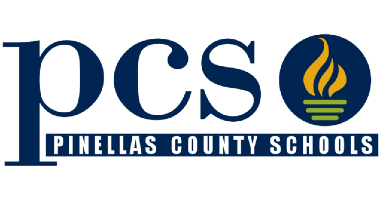 logo for pinellas county highschool