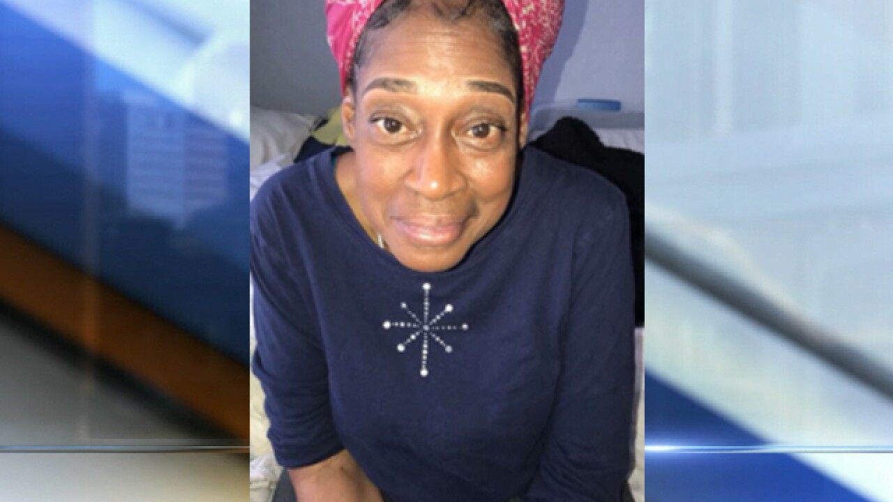 KCPD looking for missing woman
