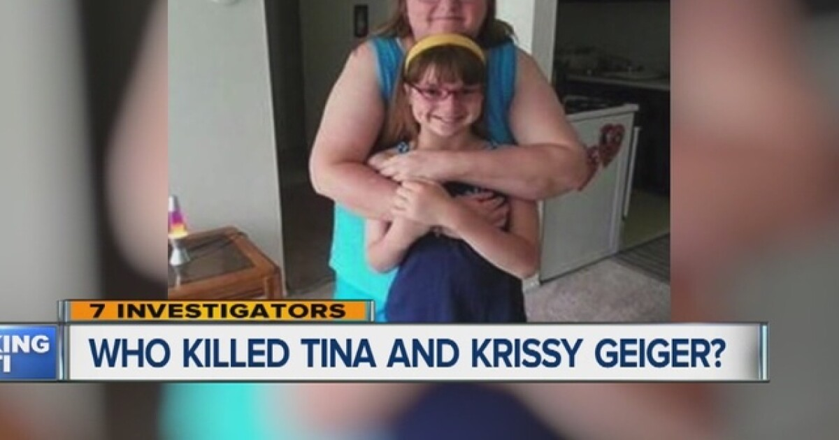 Clinton Township police search for killer in cold case murder of