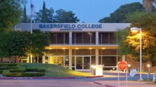 Reported crimes at Bakersfield College