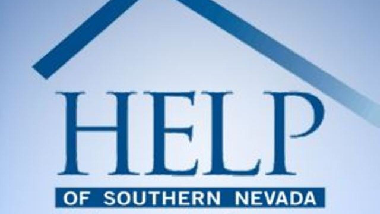 help of southern nevada collects water bottles