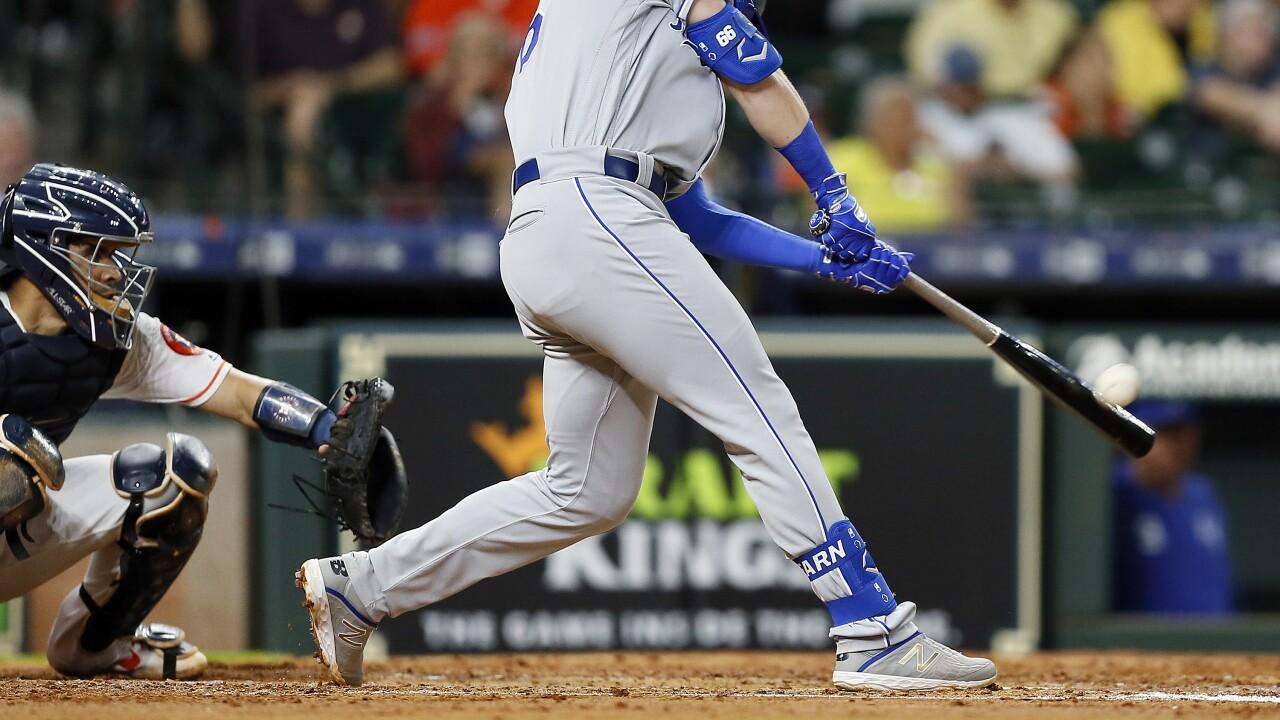 Kansas City Royals v Houston Astros Ryan O'Hearn