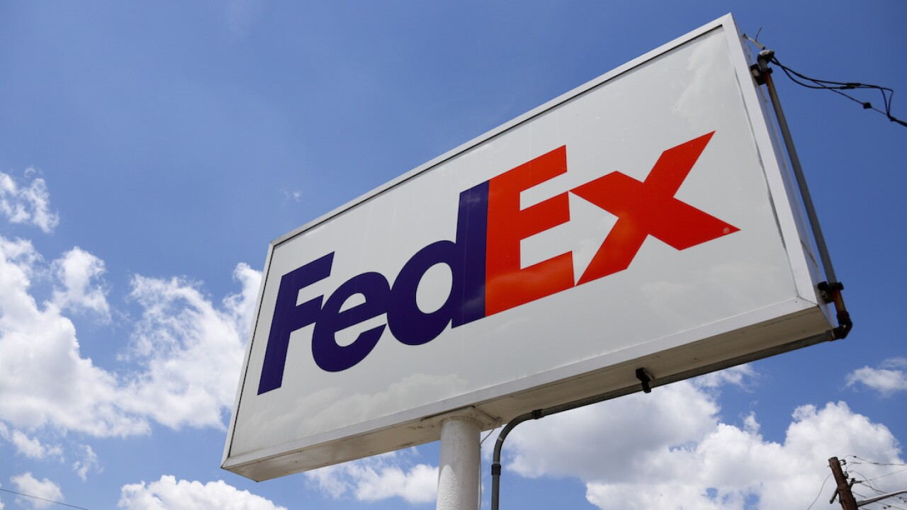 FedEx to stop requiring boxes, labels for certain return items