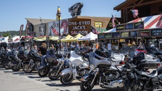 South Dakota motorcycle rally tied to COVID-19 outbreak in Minnesota