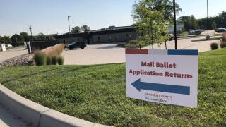Johnson County Election Office