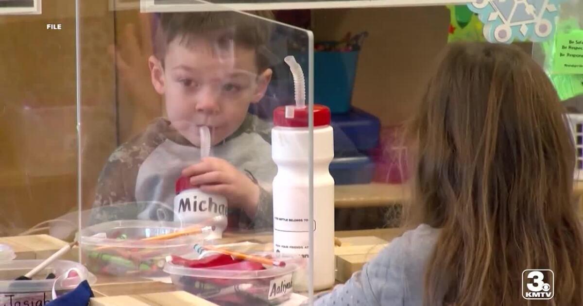 Variants causing COVID spike amongst Nebraska children