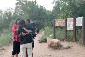 Sophia Tang_Colorado Trail_Durango trailhead