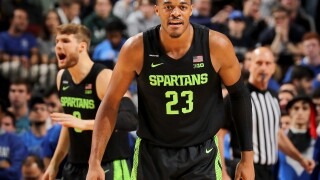 Xavier Tillman, Aaron Henry lead No. 16 Michigan State past Oakland