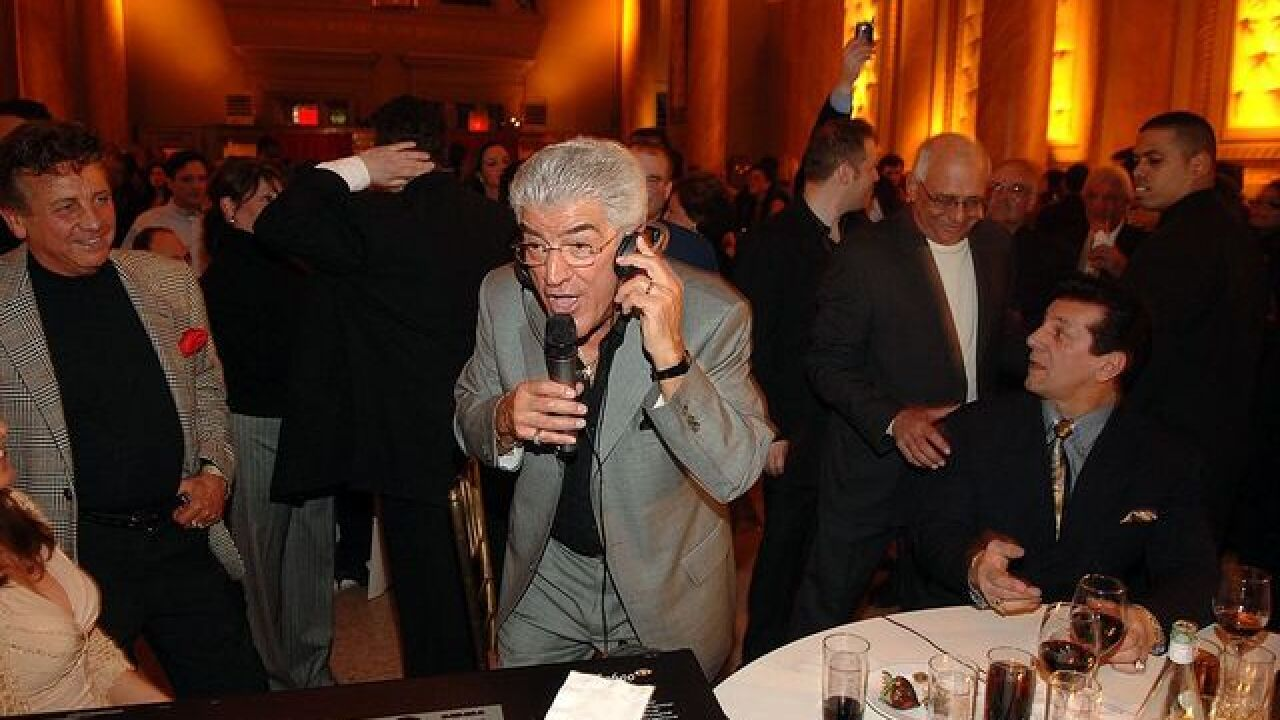 'Sopranos' actor Frank Vincent died, reports say