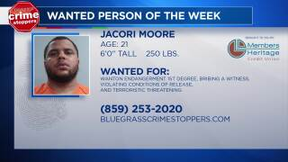 Crime Stoppers Most Wanted: November 21, 2018