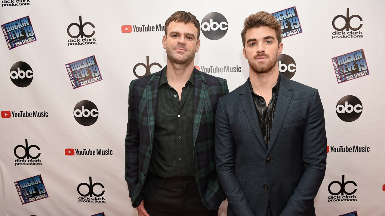 The Chainsmokers, 5 Seconds of Summer announce 'World War