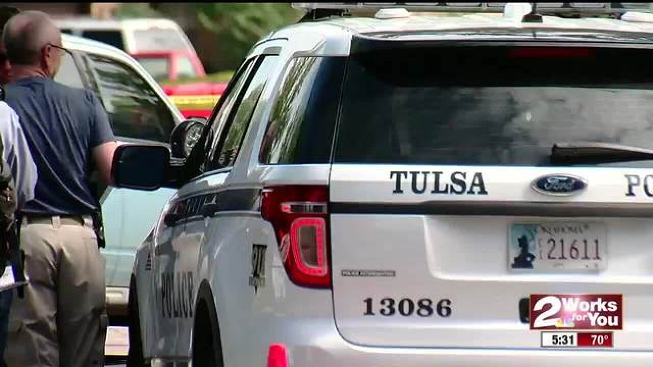 Shooting in South Tulsa ends deadly