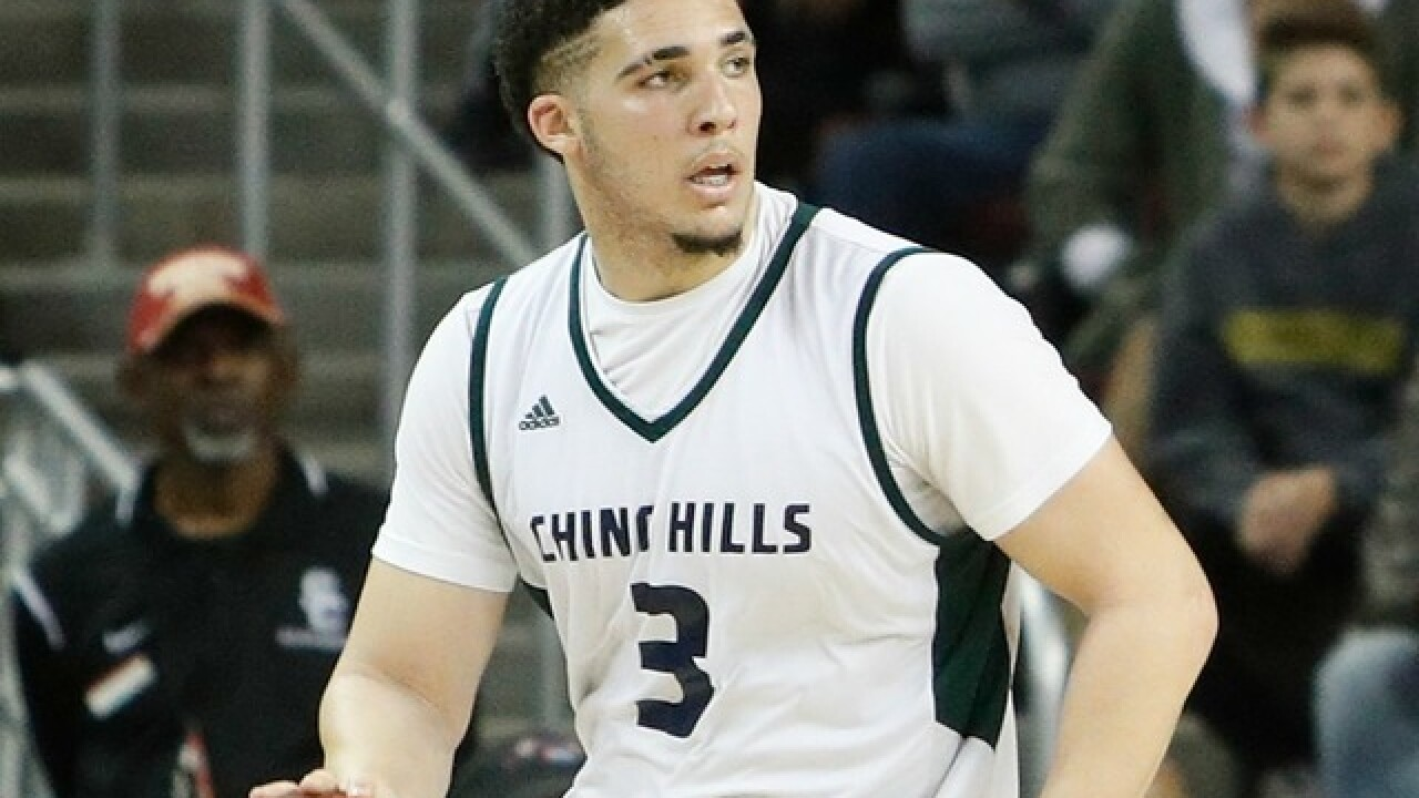 Report: LiAngelo Ball, 2 other UCLA players could face prison time for shoplifting in China