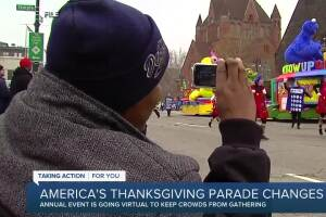 America's Thanksgiving Day Parade in Detroit goes virtual