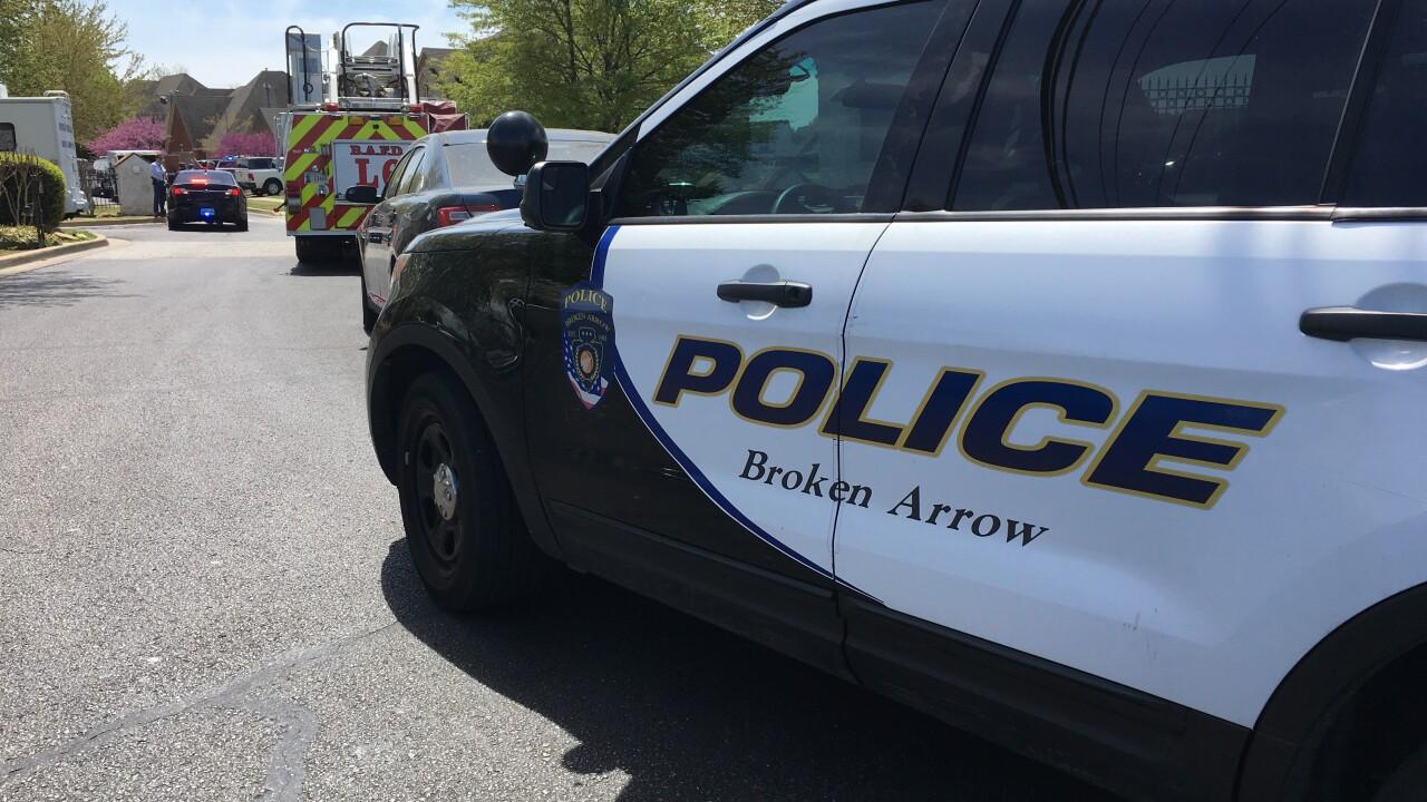 Broken Arrow standoff