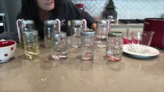 Science Sundays: Testing the Scientific Method with Dissolving Candy Canes