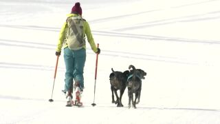 Skiers prep for the season at Showdown