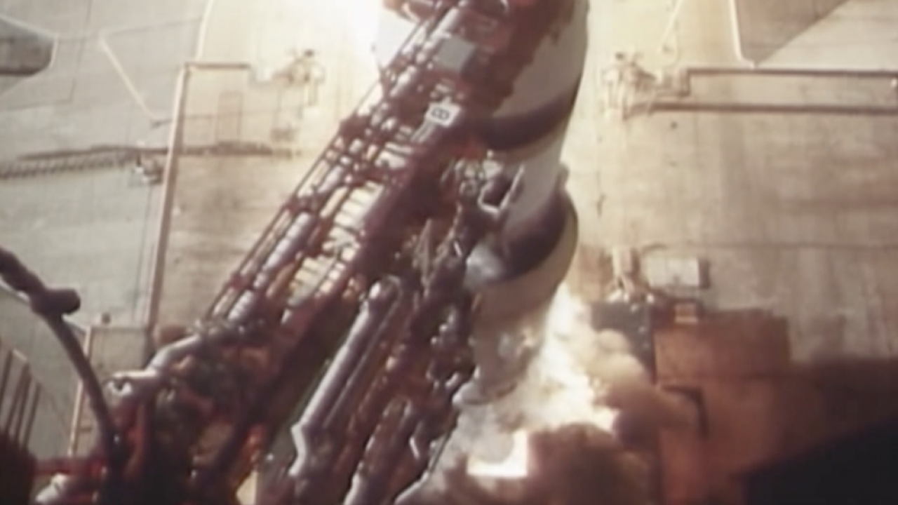 Re-live the Apollo 11 launch on the 50th anniversary of the mission's liftoff