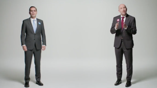 Utah gubernatorial candidates appear in joint ads promoting unity