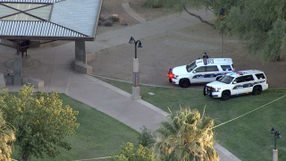 Person shot at Steele Indian School Park near Central and Indian School