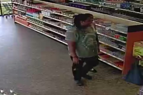 Photos: Police searching for suspect after man says his dog was stolen in NewportNews
