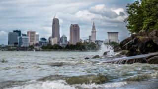File image of the shores of Cleveland